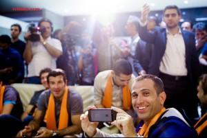 ستارگان فوتبال جهان در ایران