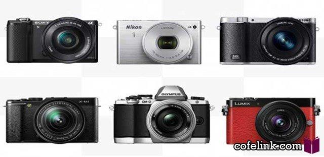 دوربین های بدون آیینه