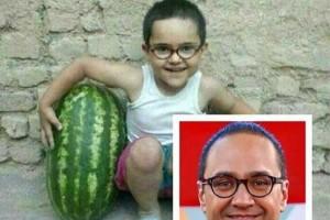 رامبد جوان و هندوانه