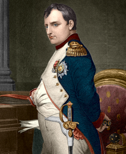 onaparte_coloured_drawing