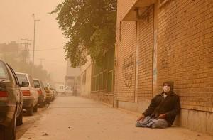 بوی مرگ در کوچه های شهر