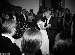 مراسم ازدواج جورج کلونی