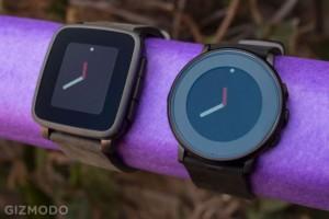ساعت هوشمند Pebble