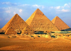 اهرام مصر ( قاهره )