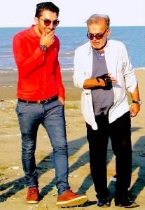 حمید لولایی و نیما ابراهیمی