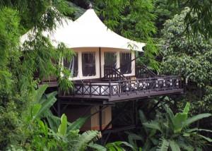 اقامتگاه چهارفصل مثلث طلایی، چیانگ رائی، تایلند