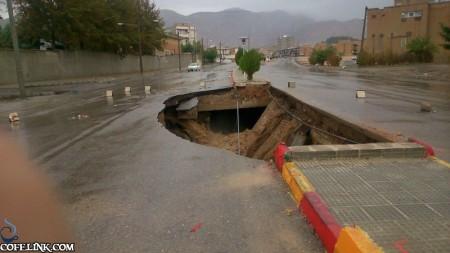 زیر سازی های نا مطمین و خطر زا در جاده های کشور
