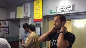 محسن بنگر در شوک مرگ هادی نوروزی