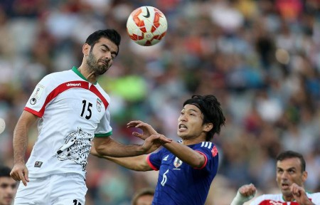 دیدار ایران و ژاپن