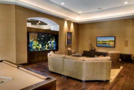 آکواریوم در طراحی خانه