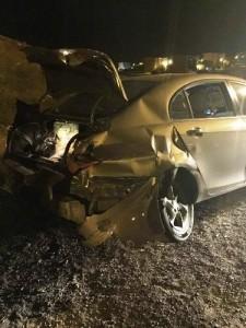 سانحه رانندگی ناظری