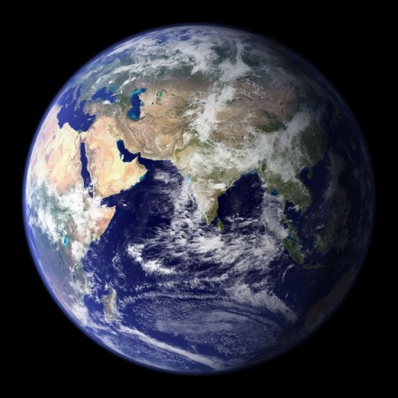 عکس از زمین