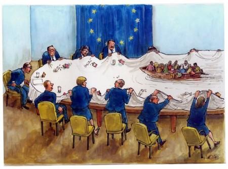 مهاجرت به اتحادیه اروپا