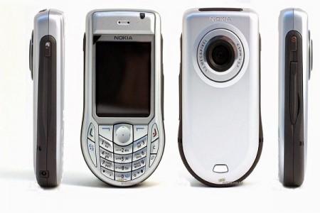 اولین گوشی موبایل با پشتیبانی از شبکه ارتباطی نسل سوم
