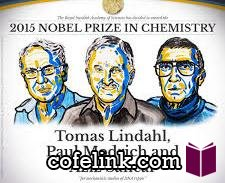 نوبل شیمی 2015