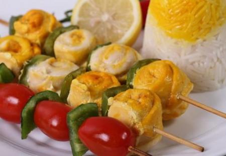 کباب حلزونی