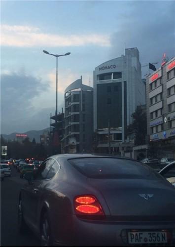 خودرو بنتلی در تهران