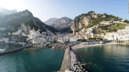 راه سنگ بندری در ایتالیا