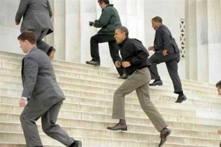 تیم حفاظتی باراک اوباما