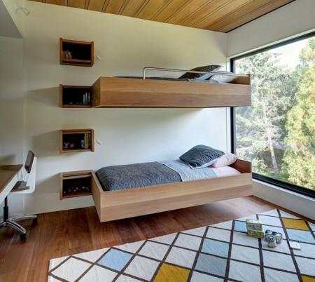 تختخوابهای دو طبقه