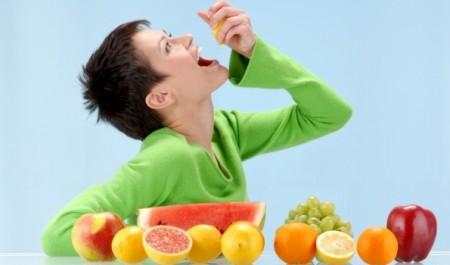 زیبایی و مصرف میوه