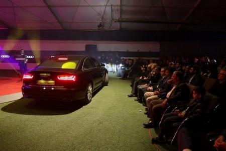 A6 تنها سدان لوکس چهارچرخ متحرک در بازار ایران خواهد بود.