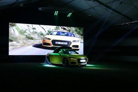 آئودی TT مهیچ ترین خودرو در میان محصولات وارد شده به ایران محسوب می شود.