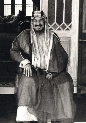 ملک عبدالعزیز