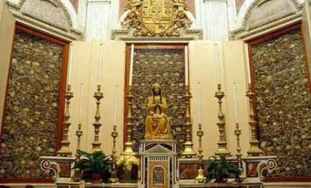 کلیسای جامع اسکلتی، اورترانتو، ایتالیا