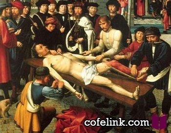شکنجه های قرون وسطی