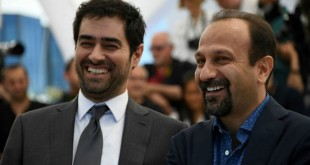 اصغر فرهادی و شهاب حسینی