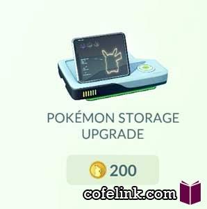 storge upgrade