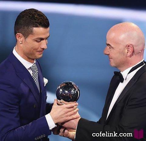 مرد سال فوتبال 2016مرد سال فوتبال 2016