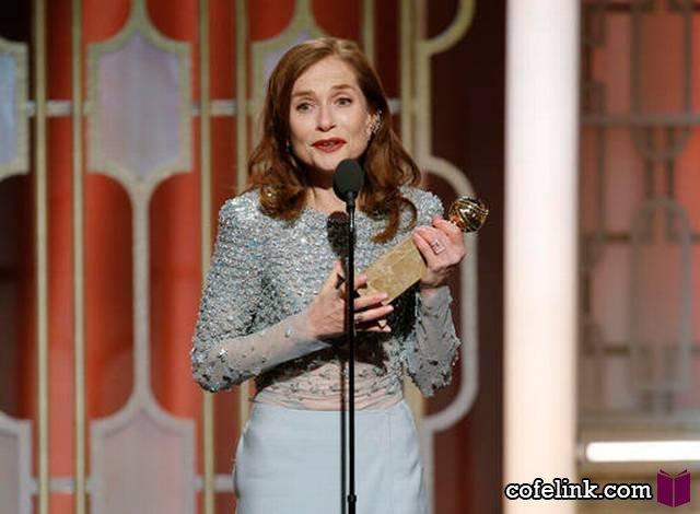 ایزابل هوپر برنده بهترین بازیگر زن درام