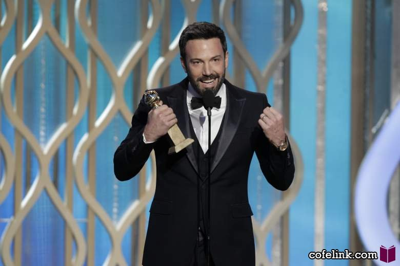 کیسی افلک برنده بهترین بازیگر مرد درام گلدن گلوب 2017